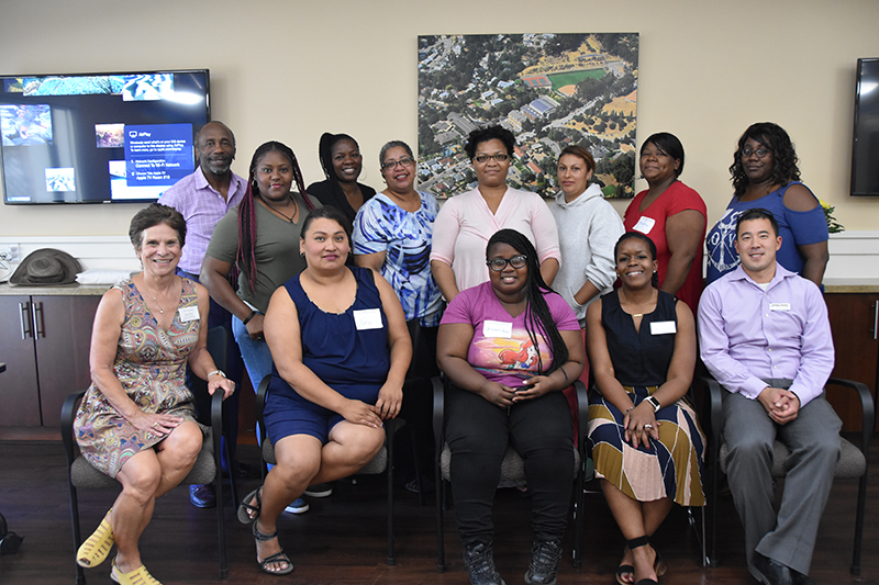 CIVIC ENGAGEMENT: Parent Fellowship Cohort Visits Head-Royce