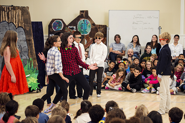 New Lower School Drama Program Unveiled