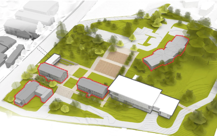 Campus Master Plan Unveiled
